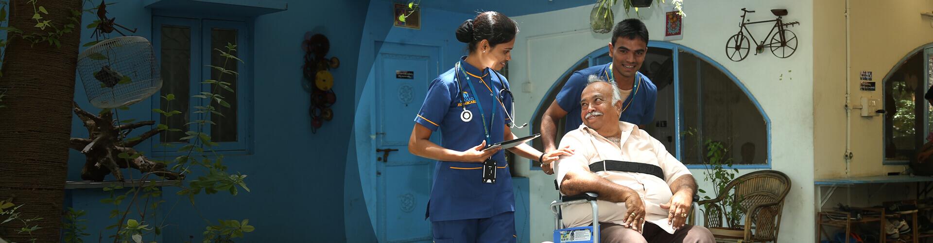 ⭐ Apollo HomeCare Quality Healthcare at Home